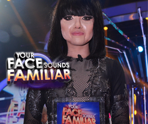 LOOK: KZ as Jessie J, wagi sa week 4 ng Your Face Sounds Familiar