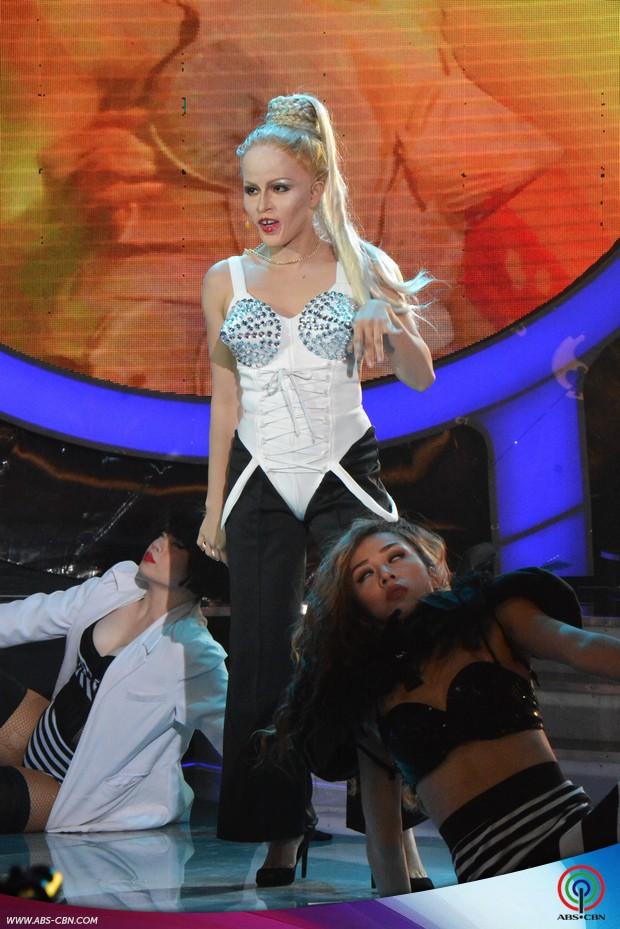 PHOTOS: Melai Cantiveros as Madonna