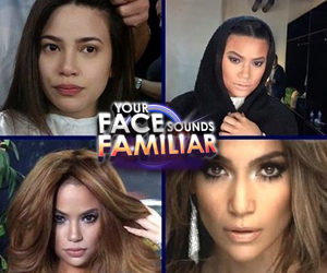 CAMukha: Week 1 pasabog na make-up transformation ng 8 celebrity performers