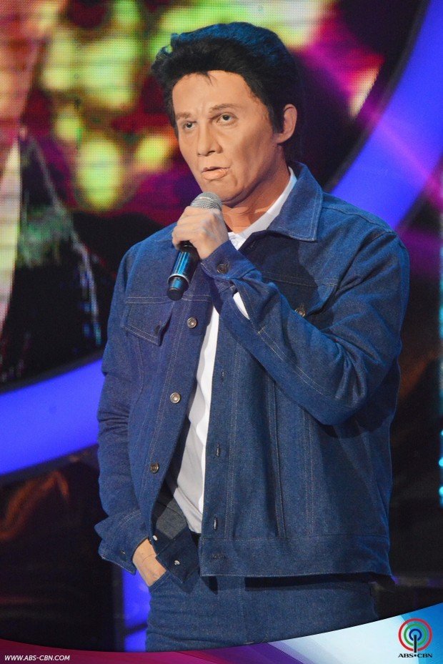 PHOTOS: Kean Cipriano as Fernando Poe Jr. wows the Your Face Sounds Familiar viewers