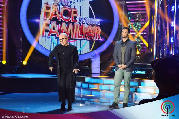 """PHOTOS: Melai Cantiveros as """"King Of Talk"""" Boy Abunda"""