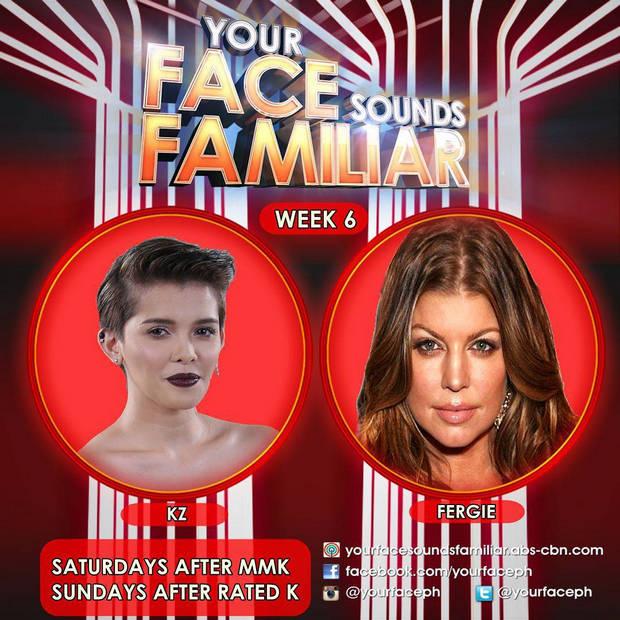 LOOK: Mga dapat abangan sa Week 6 ng Your Face Sounds Familiar