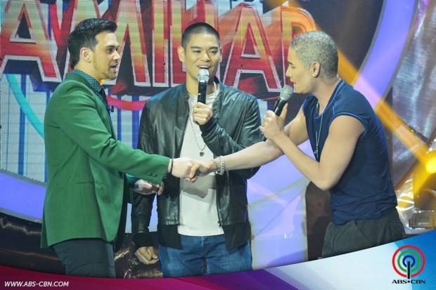 PHOTOS: Jay R meets his impersonator Michael Pangilinan