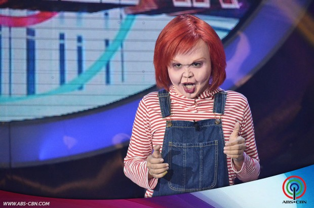 PHOTOS: Melai Cantiveros as Charky Doll