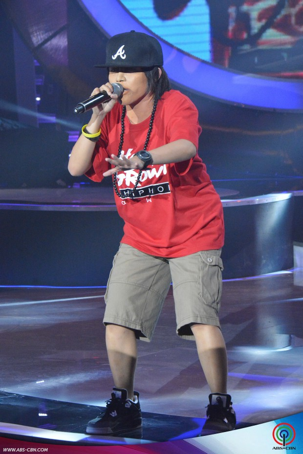 Week 8 winner: KZ Tandingan as Abra