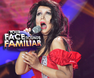 PHOTOS: Your Face Sounds Familiar: Week 9
