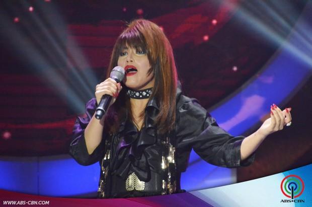 PHOTOS: Denise Laurel as Juxebox Star Imelda Papin