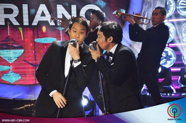 PHOTOS: Kean Cipriano as 'Big Band Crooner' Richard Poon