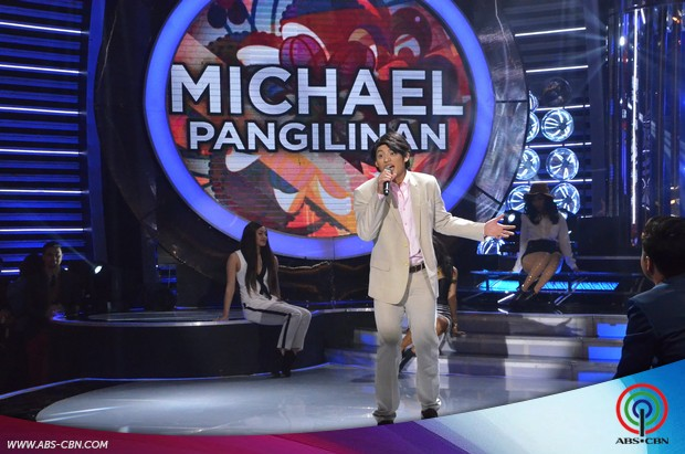 PHOTOS: Marco Sison meets his impersonator Michael Pangilinan