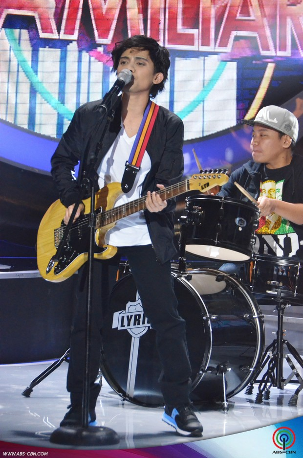 PHOTOS: KZ transforms to Yael Yuzon of Spongecola