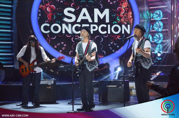 PHOTOS: Mike Hanopol meets his impersonator Sam Concepcion