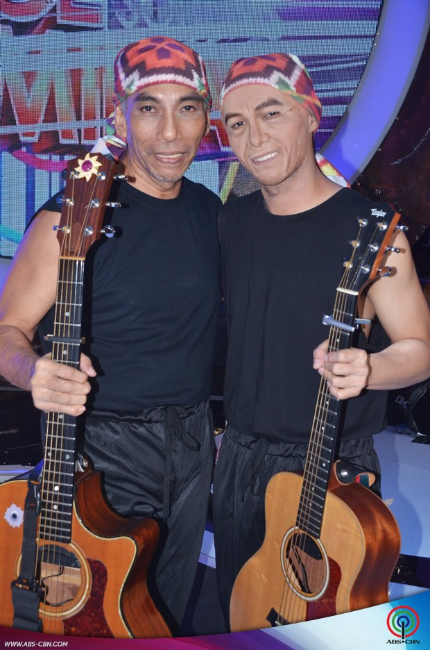 LOOK: Kean Cipriano winner ang panggagaya kay Joey Ayala
