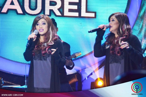 PHOTOS: Denise Laurel transforms as Jinky Vidal of Freestyle