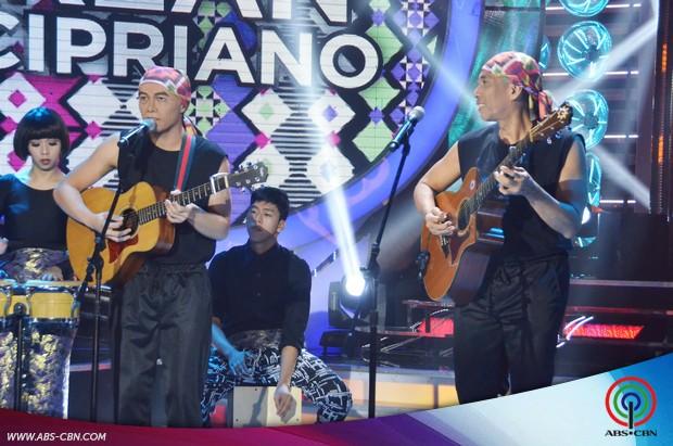 PHOTOS: Kean Cipriano transforms as Joey Ayala