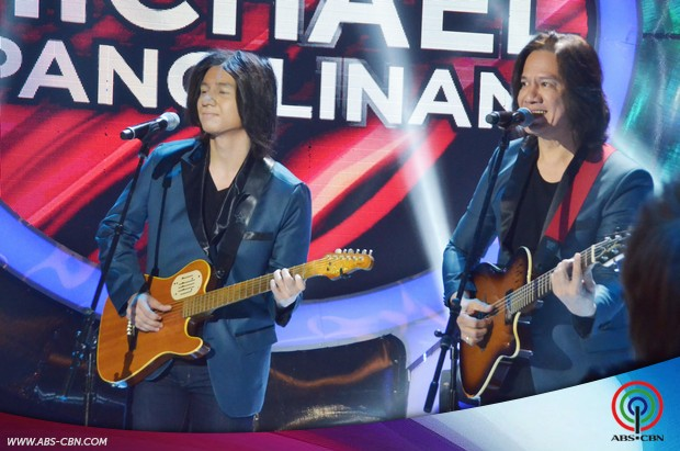 PHOTOS: Michael Pangilinan impersonates Joey Generoso of Side A