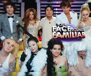 """New season of """"Your Face Sounds Familiar"""" debuts strongly in national TV ratings"""