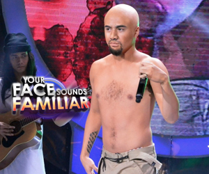"""Sam tops """"Your Face"""" rankings anew; Lea Salonga pleased with Denise's impersonation"""