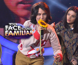 Your Face Sounds Familiar: Myrtle Sarrosa as Jerry Yan of F4 -