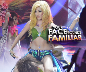 Myrtle Sarrosa as Britney Spears -