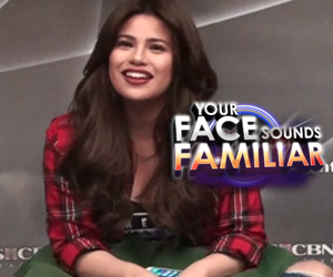 Denise shares unforgettable moments on Your Face Sounds Familiar Thumbnail