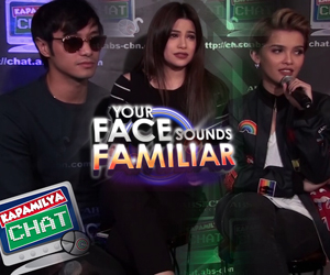 WATCH: KZ, Denise and Kean try to impersonate each other Thumbnail